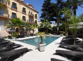 GOLDEN TULIP CANNES HOTEL de PARIS, accessible hotel in Cannes