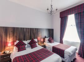 Argyll Guest House, hotel in Glasgow