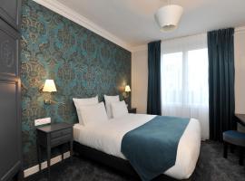 Mercure Paris Saint Cloud Hippodrome, hotel in Saint-Cloud