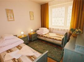 Jawor – hotel w Polańczyku