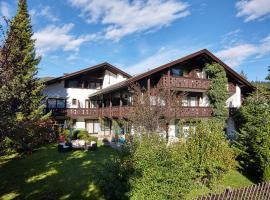 Hotel Bichlerhof, guest house in Mittenwald