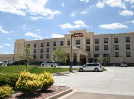 Hampton Inn and Suites Pueblo/North, accessible hotel in Pueblo