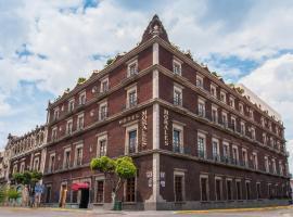 Hotel Morales Historical & Colonial Downtown Core, hotel in Guadalajara