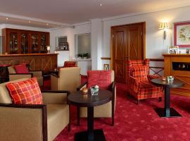 Kurhotel Drei Birken, hotel near Gerry Weber Stadion, Bad Rothenfelde