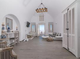 Angel Luxury Suites, hotel din Fira
