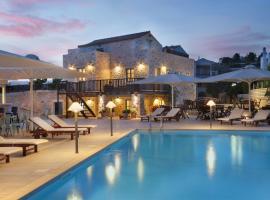 Thirides Beach Resort, ξενοδοχείο στο Γύθειο