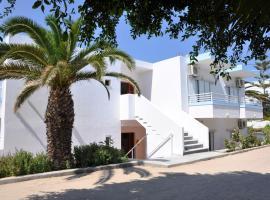 Haralambos Apartments, beach hotel in Kefalos
