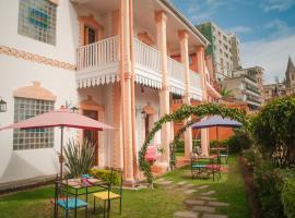 Maison Lovasoa, hotel a Antananarivo