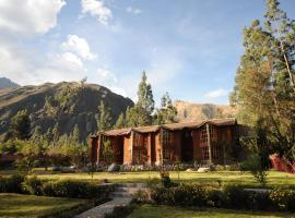 AVA Valle Sagrado Spot, hotel in Urubamba