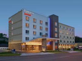 Fairfield Inn & Suites by Marriott Niagara Falls, hotel in Niagara Falls