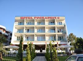 Hotel Pogradeci 2, отель в городе Поградец