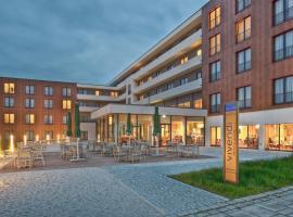 Santé Royale Hotel- & Gesundheitsresort Warmbad Wolkenstein, Hotel in Wolkenstein