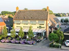 Hotel Restaurant De Hoogt, hotel near Hardinxveld-Giessendam Station, Maasdam
