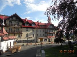 DW Mieszko – hotel w mieście Karpacz