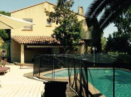 Villa Ecluses Mediterranee, hotel near Beziers Cap d'Agde Airport - BZR,