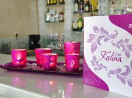 Kalina Family Hotel, отель в Бургасе