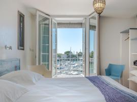 Hotel La Marine, Vieux Port, отель в Ла-Рошели