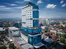 Melia Makassar, hotel dekat Pantai Losari, Makassar