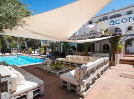 Ácora Ibiza, hotel u gradu Santa Eularia des Riu