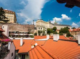 U Zlate Podkovy - At The Golden Horseshoe, hotel in Prague