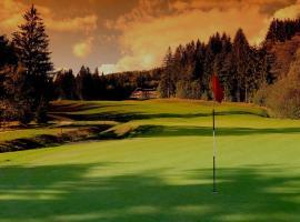 Dependence Hotel Golf, hotel v destinácii Tale