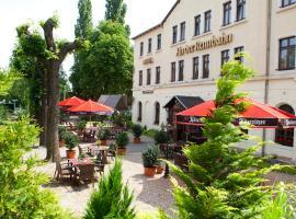 An der Rennbahn, hotel near Panometer Dresden, Dresden