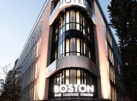 Boston HH, Hotel in der Nähe von: Quatsch Comedy Club, Hamburg