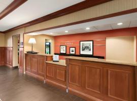 Hampton Inn & Suites Williamsburg Historic District, hotel in Williamsburg