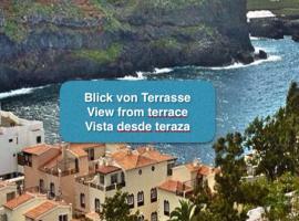 LOFT DOA with panoramic views and Wifi San Marcos, hotel en Icod de los Vinos