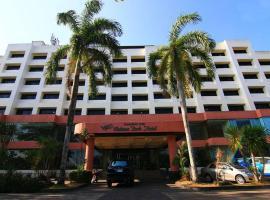 โรงแรม วัฒนา พาร์ค โรงแรมในตรัง