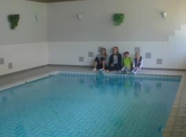 Apartment Edith Top 1, Hotel mit Pools in Saalbach-Hinterglemm