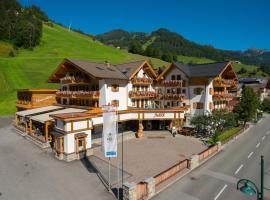 Hotel Auhof, Hotel in Großarl