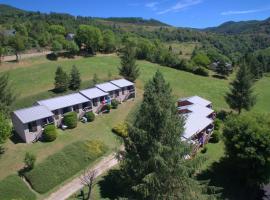 Domaine Aigoual Cevennes, hotel in Meyrueis