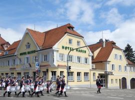 Hotel Hasen Kaufbeuren Allgäu, Hotel in Kaufbeuren