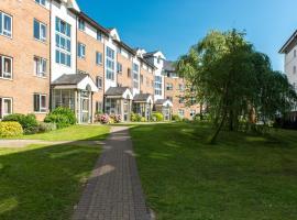 Lancaster University, hotel near Ashton with Stodday, Lancaster