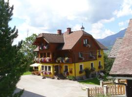 Panoramahof Gupf, Hotel in Gröbming