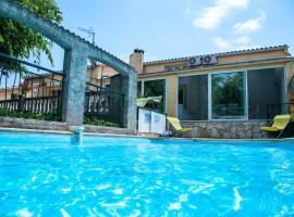 Domaine De Bailheron, hotel near Mediterranee Stadium, Béziers