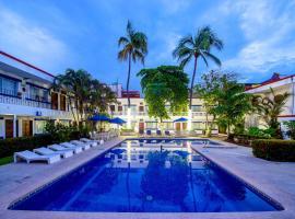 Hotel Hacienda Vallarta - Playa Las Glorias, hotel in Hotel Zone, Puerto Vallarta
