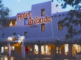 Hotel La Fonda de Taos, hotel in Taos