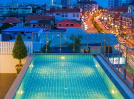 Hotel Zing, hotel in Pattaya South