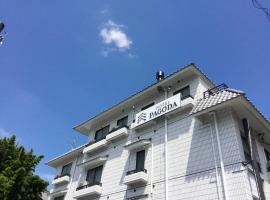 Hotel Pagoda, hotel in Nara