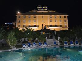 Grand Hotel degli Angeli, hotell i San Giovanni Rotondo