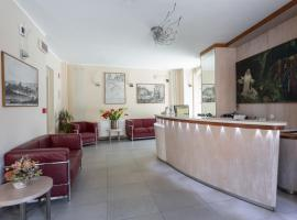 Hotel Conte Ruggero, hotel a Serra San Bruno