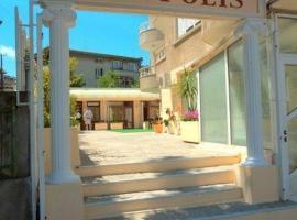 Hotel Acropolis, отель в Варне