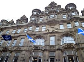 Hilton Edinburgh Carlton, hotel u Edinburghu