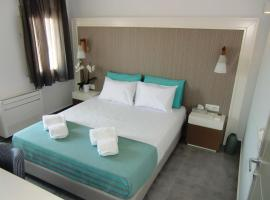 Platia, ξενοδοχείο κοντά σε Santorini Cable Car, Φηρά