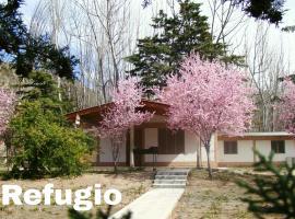 Villa El Refugio, villa in Potrerillos