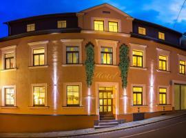 Hotel Am Markt, Hotel in der Nähe von: Burg Scharfenstein, Ehrenfriedersdorf