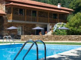 Quinta Vilar e Almarde, farm stay in Castelo de Paiva