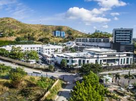 Lamana Hotel, hotel in Port Moresby